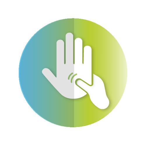 handmassage voor mensen met dementie